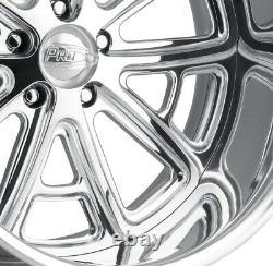 18 Pro Wheels Rims Street Rod Forged Custom Billets