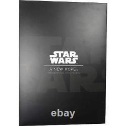 2018 Niue Disney Star Wars A New Hope Premium 35g. 999 Fine Silver $2 Foil