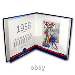 2018- Superman 80th Anniversary Silver Notes Full Set! Rare