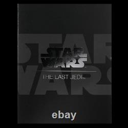 2019 Star Wars The Last Jedi Poster Coin 1 Oz Silver Coin Ogp Coa 8th
