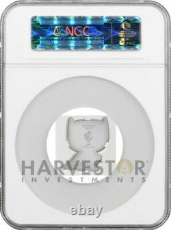 2020 Chibi Coin DC Comics Series Batman Silver Coin Ngc Pf70 First Releases