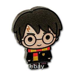 2020 Niue Harry Potter Chibis 1oz Silver Proof Coins Complete Collection Lot