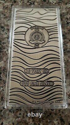 2021 NIUE10 oz Silver $20 Star Wars Mandalorian Beskar Coin
