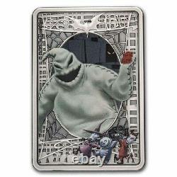 2021 Niue 1 oz Silver $2 Oogie Boogie SKU#232821