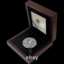 Cameroon 2021 Celestial Beauty Birth of Venus 2000 Francs silver coin 2 oz