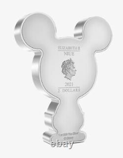 Chibi Coin Collection Disney Series Mickey Mouse 1oz Silver Coin Confirmed