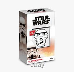 Chibi Coin Collection Star Wars Series Stormtrooper 1oz Silver Coin