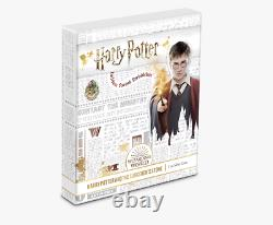 Harry Potter Movie Poster Art The Sorcerers Stone 2020 Niue Ngc Pf70 Uc