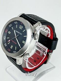 Magrette Regattare 2011 Automatic Dive Watch, 44mm, 500m WR, Sapphire, with case