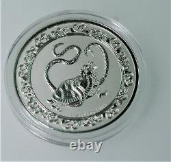 NEW! 2021 Black Turtle Reptile Lovers. 999 silver bullion NUIE- In Stock