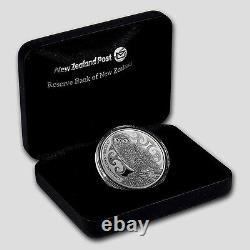 New Zealand 2017- 1 OZ Silver Proof Coin- Laughing Owl Whekau
