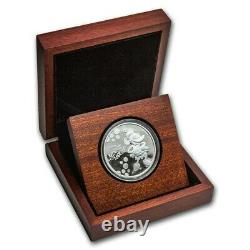 Niue 2019 1 OZ Silver Proof Coin- Disney Minnie Mouse
