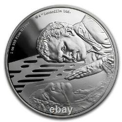 Niue 2020 1 OZ Silver Proof Coin Star Wars Classic Lando Calrissian