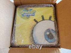 SpongeBob 1oz Silver Bullion Four Coin Set Extremely Rare 1 of 76 NIB #01444