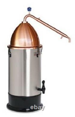 Still Spirits Turbo 500 T500 distilling range. Reflux, Alembic and starter pack