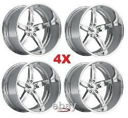 17 Pro Wheels Rims Billet Forged Custom Aluminum Foose Line Spécialités Intro