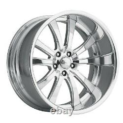 18 Pro Wheels Rims Billet Forged Custom Aluminium Foose Mags American Intro
