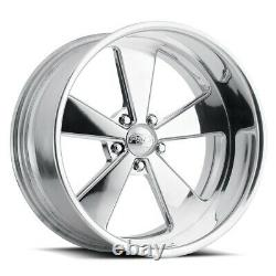 18 Pro Wheels Rims Muscle Billet Forged Custom Staggered Ss