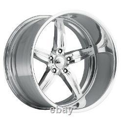 19 Pro Wheels Rims Billet Forged Custom Aluminum Foose Line Spécialités Intro