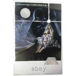2018 Niue Disney Star Wars A New Hope Premium 35g. 999 Argent Fin 2 $ Foil