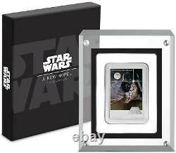 2020 1 Oz Silver Proof Coin- Star Wars A New Hope Coin