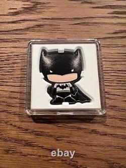 2020 Chibi DC Batman 1oz Pièce D'argent 579/2000