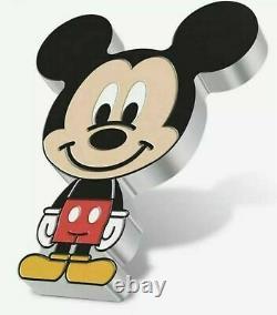 2021 $2 Niue Chibi Coins Mickey Mouse Monnaie Nouvelle-zélande