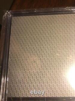 Action Comics #1 Cgc 10.0 35 Grams Silver Foil 2018 DC Superman Première Sortie