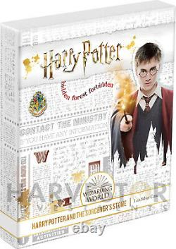 Affiche De Pierre Harry Potter Et Les Sorciers 2020 Pièce Ngc Pf70 Premières Versions