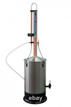 La Gamme De Distillation Still Spirits Turbo 500 T500. Reflux, Alembic Et Pack De Démarrage