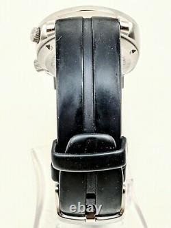Magrette Regattare 2011 Automatic Dive Watch, 44mm, 500m Wr, Sapphire, Avec Boîtier