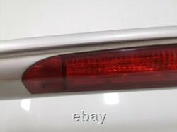 Volvo V70 Wagon Arrière Tailgate Trunk Spoiler Wing Avec Red Break Light 00-07 Silver